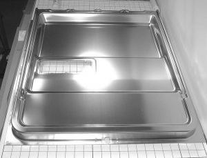 dishwaher inner door