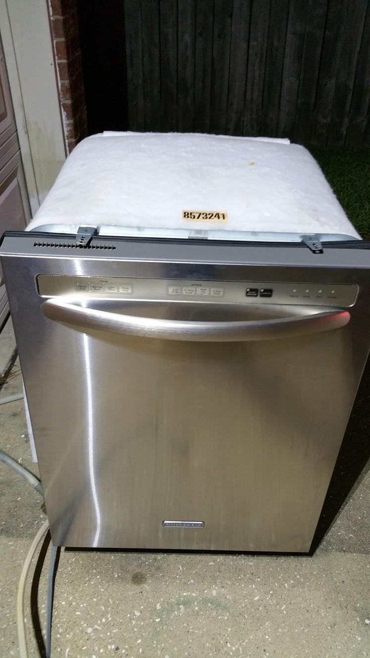Kitchen Aid Stainless Steel Dishwasher.$250 U2013 Sold