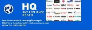 Appliance repair reviews