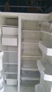 garage fridge