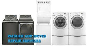 Washing machine & Dryer repair